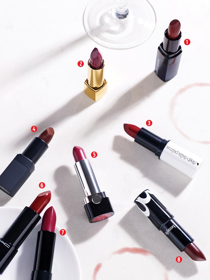 wine-color-lipsticks