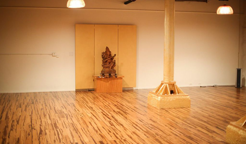 Radiant Yoga's new space. Photo provided.