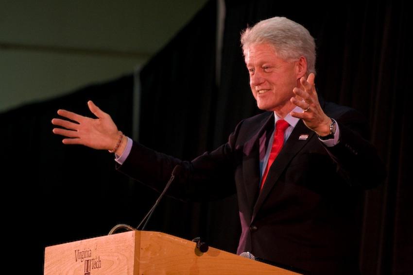 Bill Clinton Photo Uploaded by mumansky on Flickr