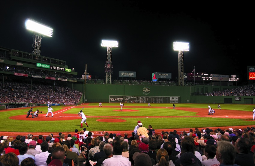 Fenway Park Photo Uploaded by Greater Boston Convention & Visitors Bureau on Flickr
