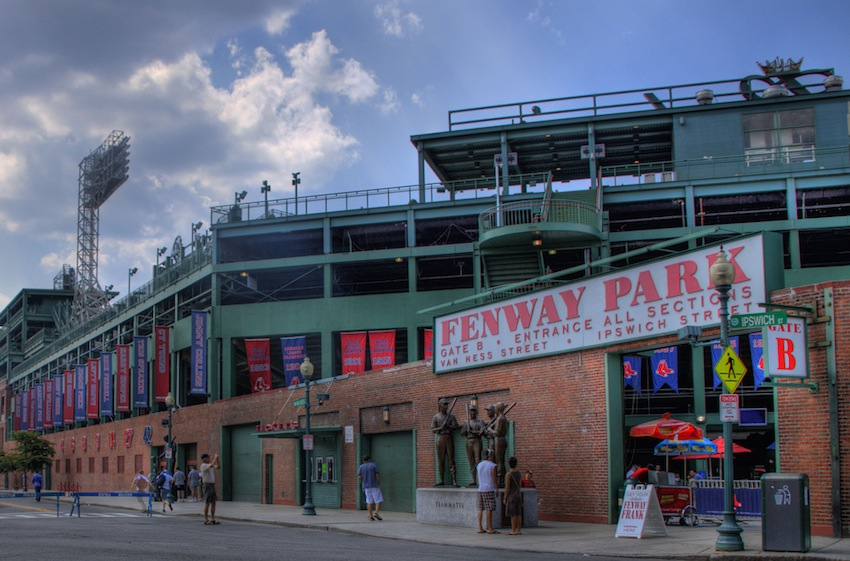 Fenway park Photo Uploaded by  12thSonOfLama on Flickr