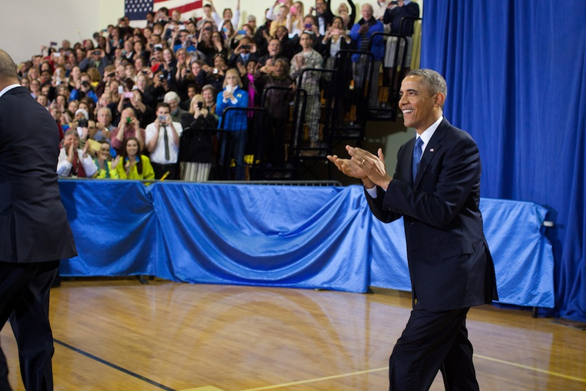 Obama Photo Uploaded by Office of Deval Patrick on Flickr