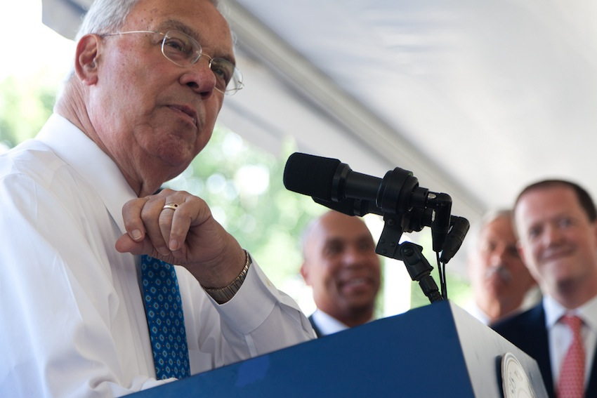 Mayor Menino Photo Uploaded By Office of Governor Patrick