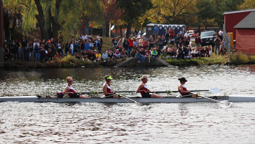 head of the charles regatta 2013