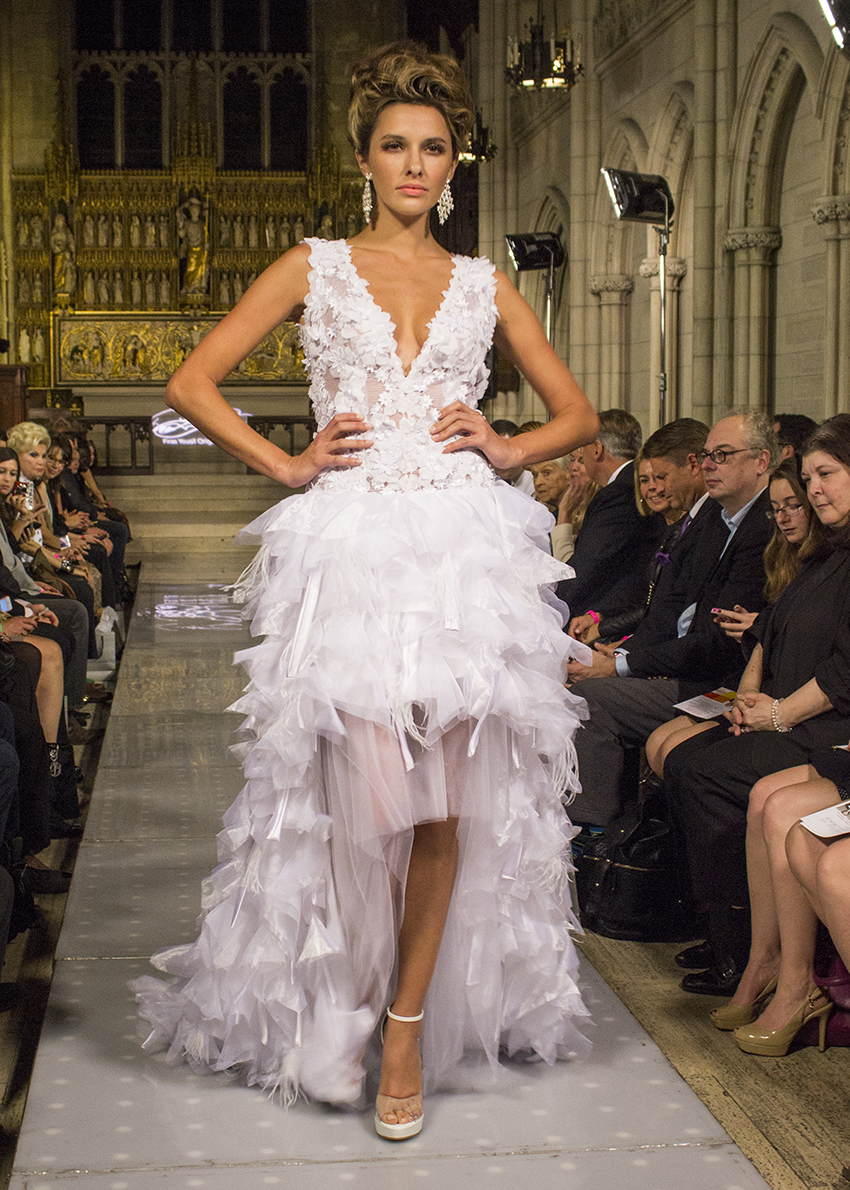 firas yousif boston fashion week