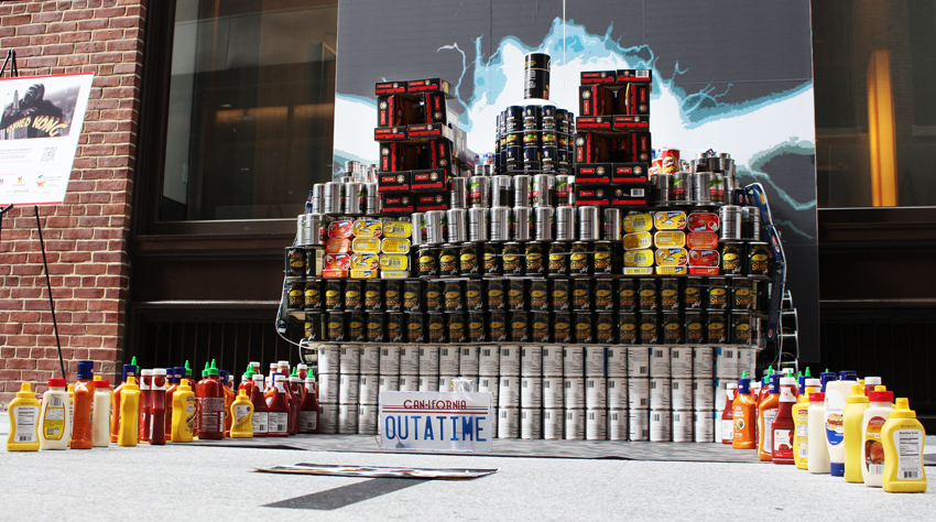 canstruction bsa space