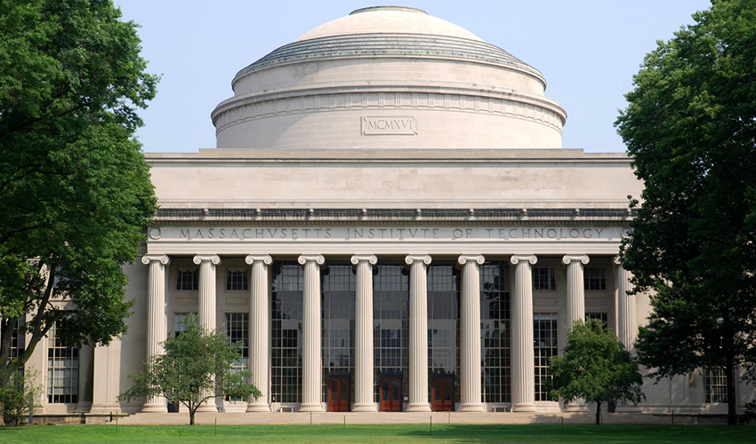 MIT Great Dome image via Shutterstock
