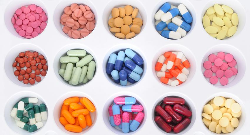 Antibiotics image via shutterstock