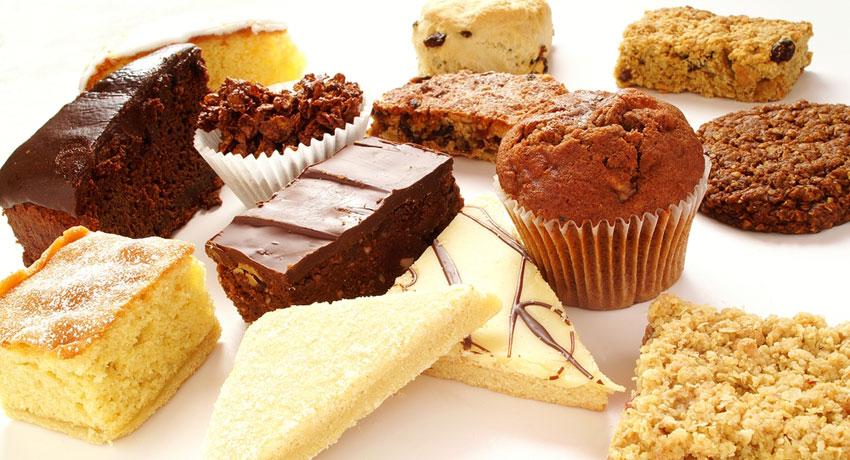 Baked goods image via shutterstock
