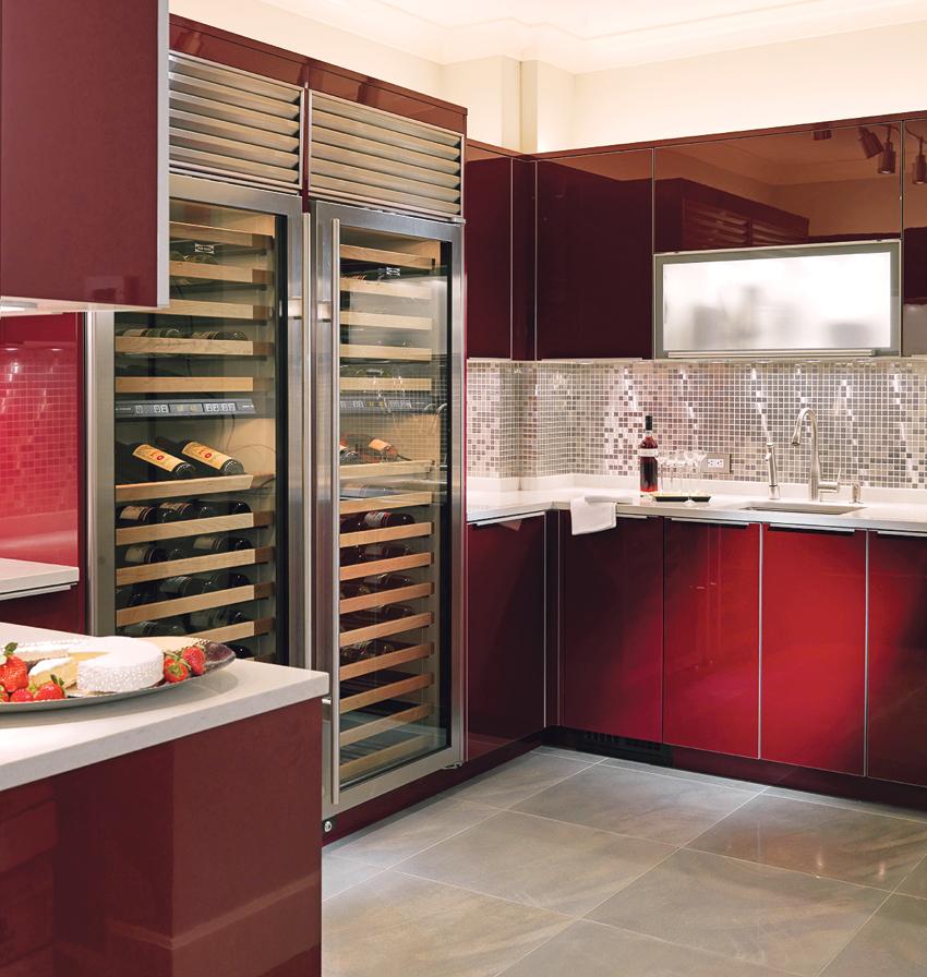 New England Home/Intercontinental Res., Leslie Fine, designer