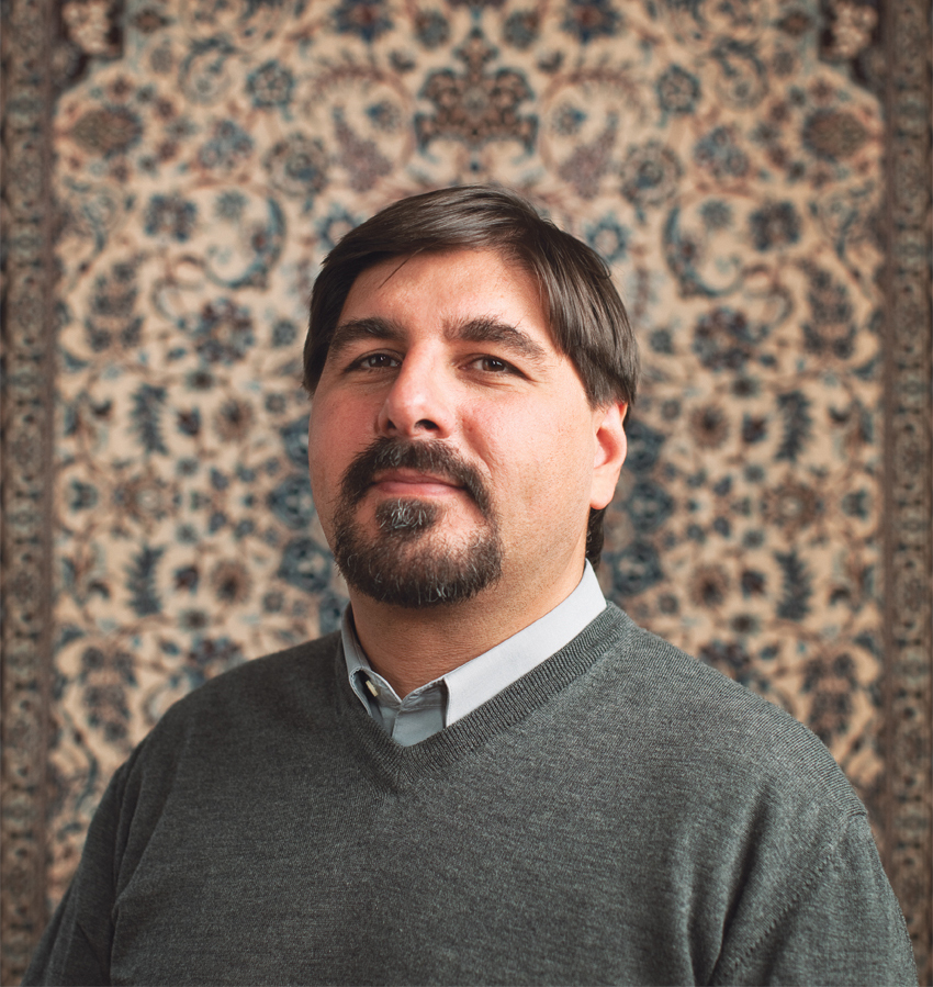 Scott Gregorian of Gregorian Rugs