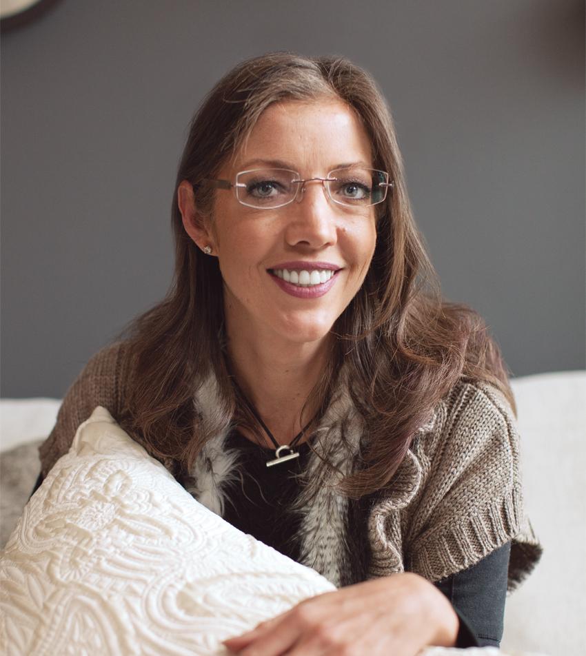 Caroline Morson of The Morson Collection