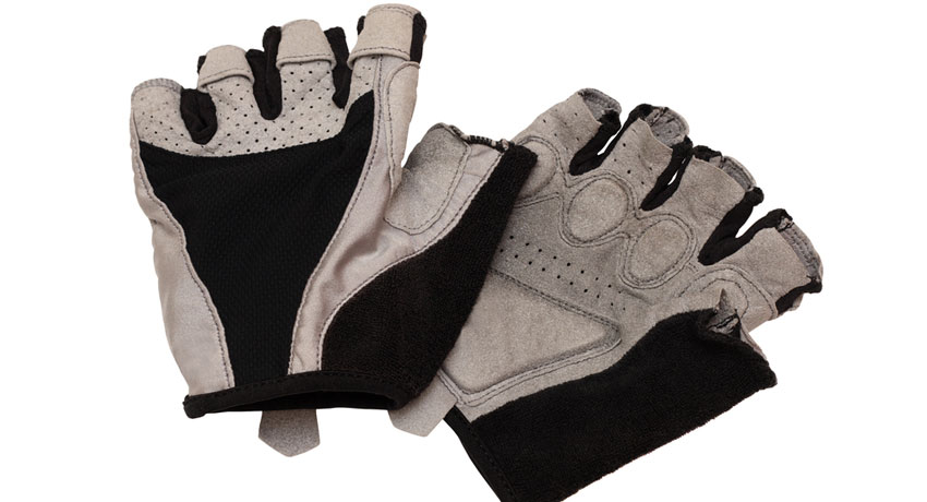 Gloves image via shutterstock