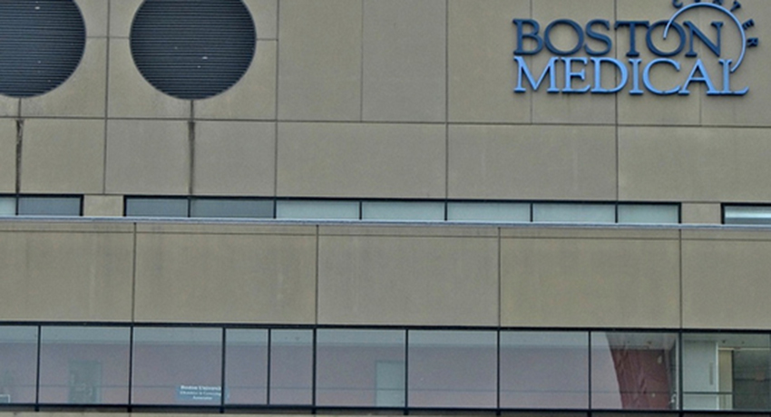 Boston Medical Center Exterior