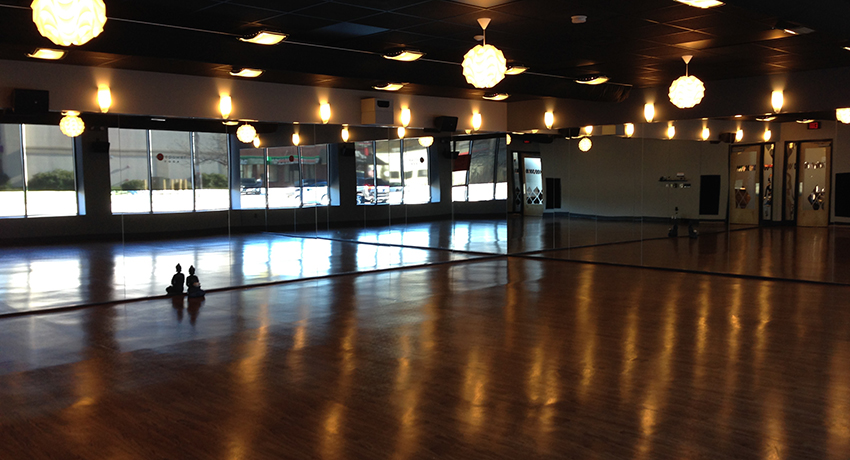The main studio at the new CorePower in Medford. Photo provided.