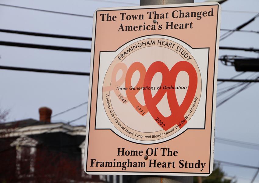 Framingham Heart Study Photo Uploaded by mgstanton on Flickr