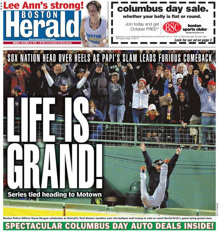herald cover