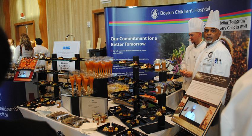 Last year's winner, Boston Children's Hospital