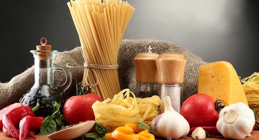 Ten Healthy Italian Recipes
