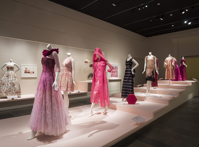 Mfa S Think Pink Exhibit Explores The History And Meaning Of Pink