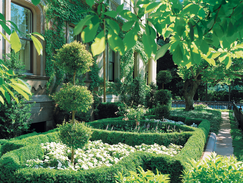 Parterre Garden Services Makes Sure The Grass Is Always Greener Outside  Your Home. (Photo By Anton Grassi)