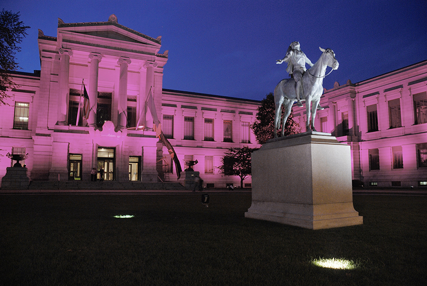 mfa think pink breast cancer month