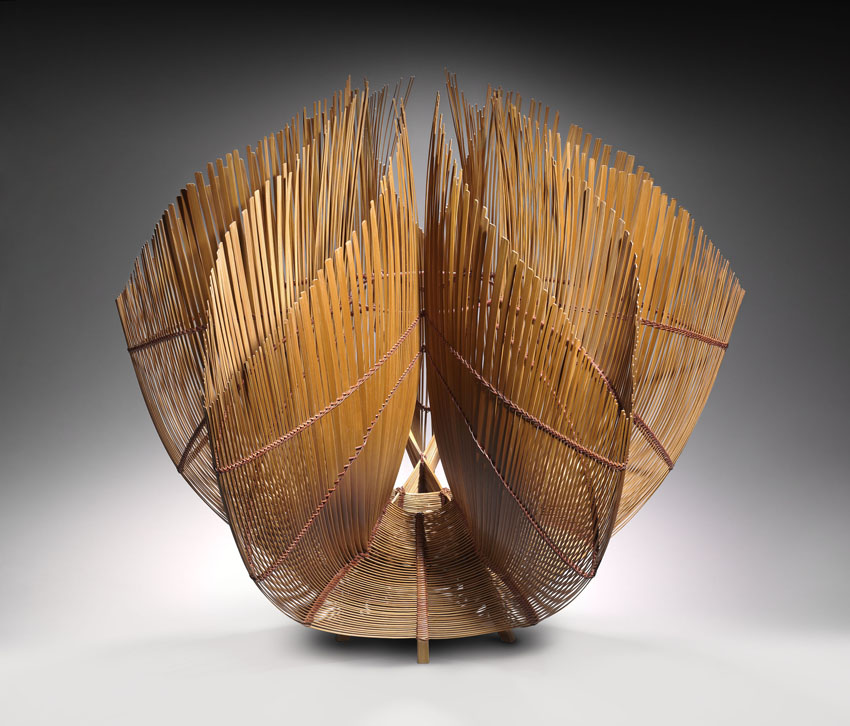 "mfa exhibit process curator ""Fired Earth, Woven Bamboo"""