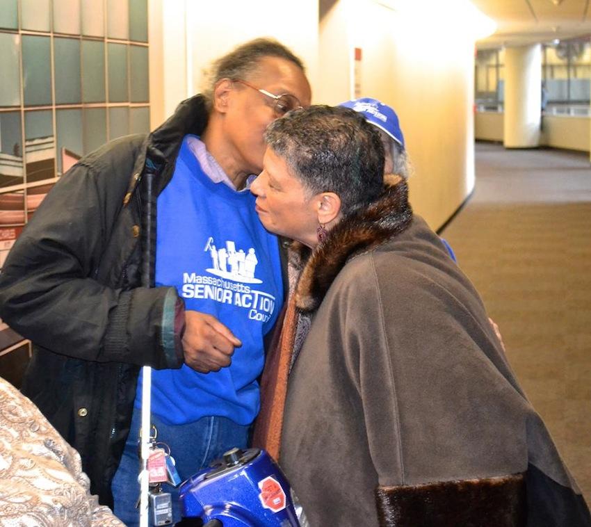 Photo via Massachusetts Senior Action Council