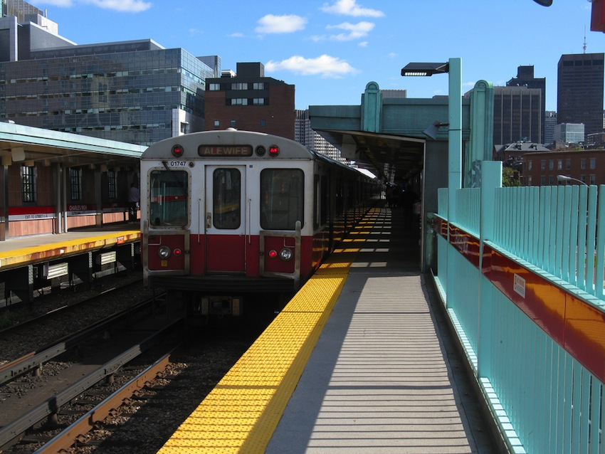 MBTA Photo Uploaded by bindonlane on Flickr