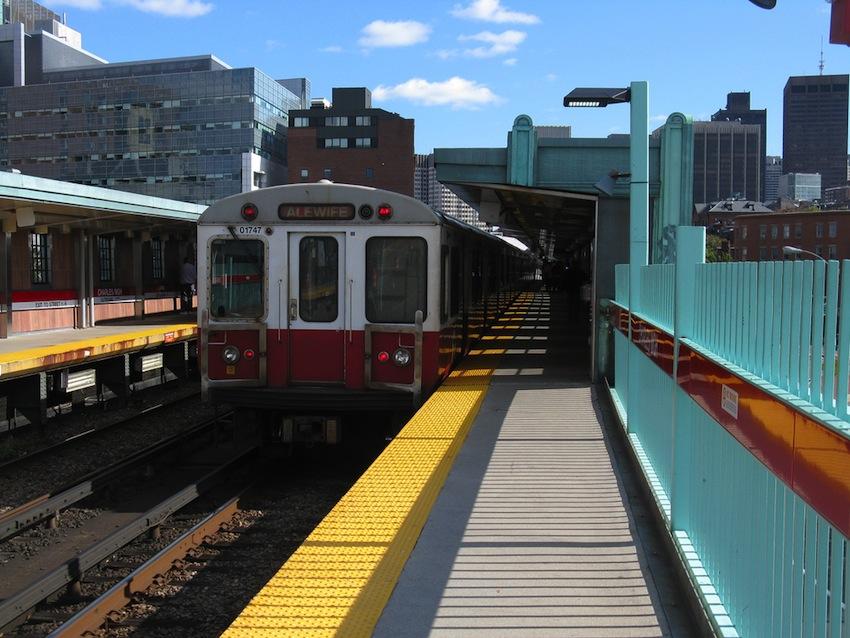 MBTA Photo Uploaded by bindonlane on Flickr