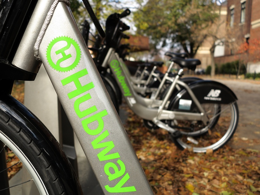 Hubway Photo Uploaded by Mr. T in DC on Flickr