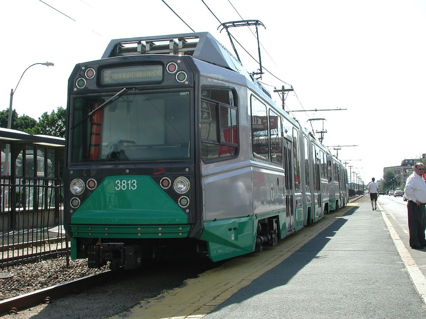 Green Line Photo Uploaded by  Massachusetts Office of Travel & Tourism on Flickr
