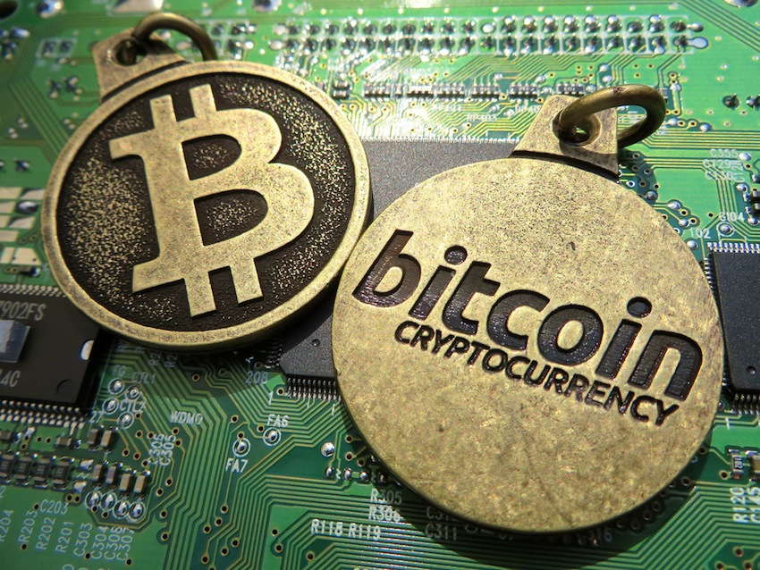 Bitcoin Photo Uploaded By  btckeychain on Flickr.