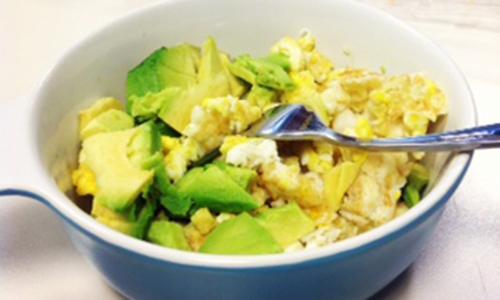 Monkia breakfast example 1