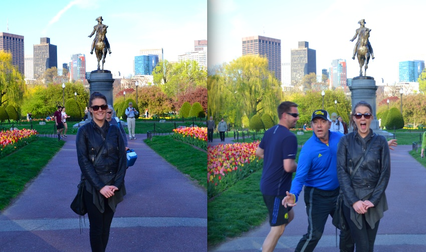 kevin spacey photobomb boston