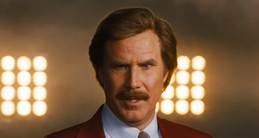 Screenshot via YouTube.com/Anchorman 2