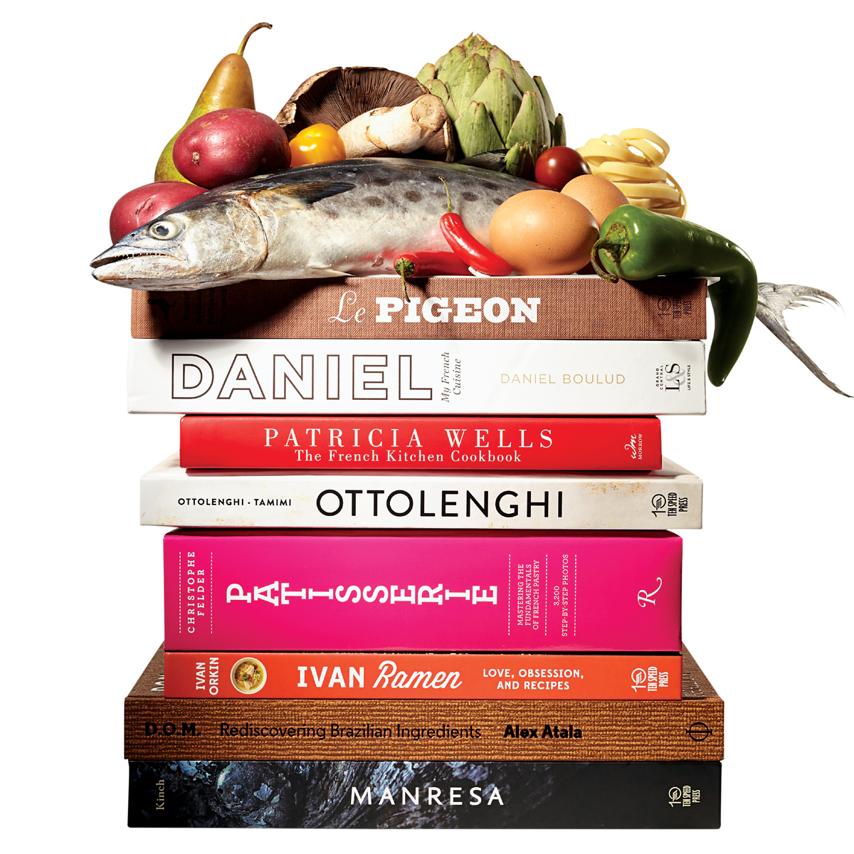 Perusable feast chefs choose their favorite cookbooks of the year best cookbooks 2013 forumfinder