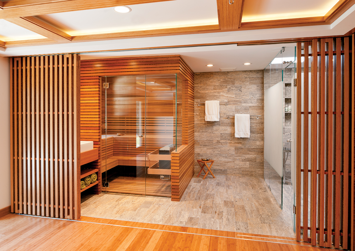 These Local Bathrooms Look Like Stunning Spas – Boston Magazine