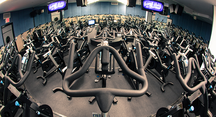Classes we love flywheel sports boston magazine for Indoor cycle design