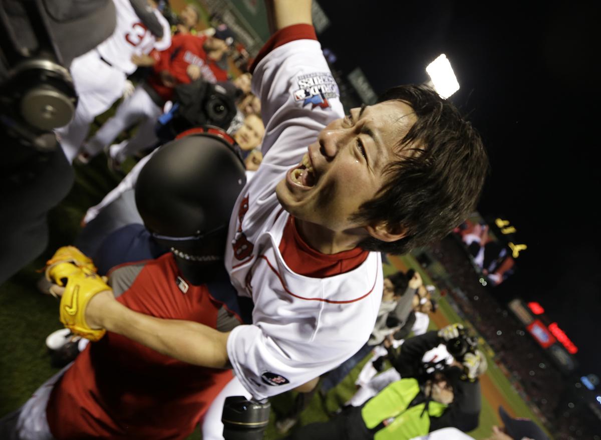 boston red sox world series koji uehara pitcher closer