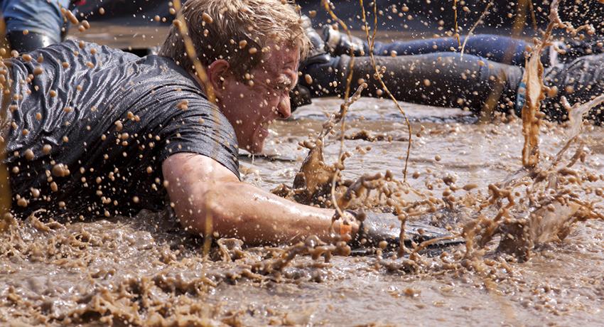 All Tough Mudder images by Glynnis Jones / Shutterstock.com