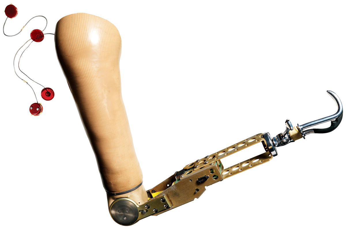 "prosthetic limb research paper Relevance to design practice – this study proposes to be the first academic  exploration of the ""aesthetics of prostheses"" the paper provides, as the main."