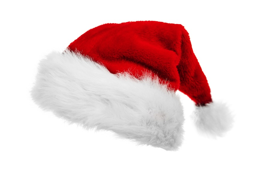Santa Photo via Shutterstock.com