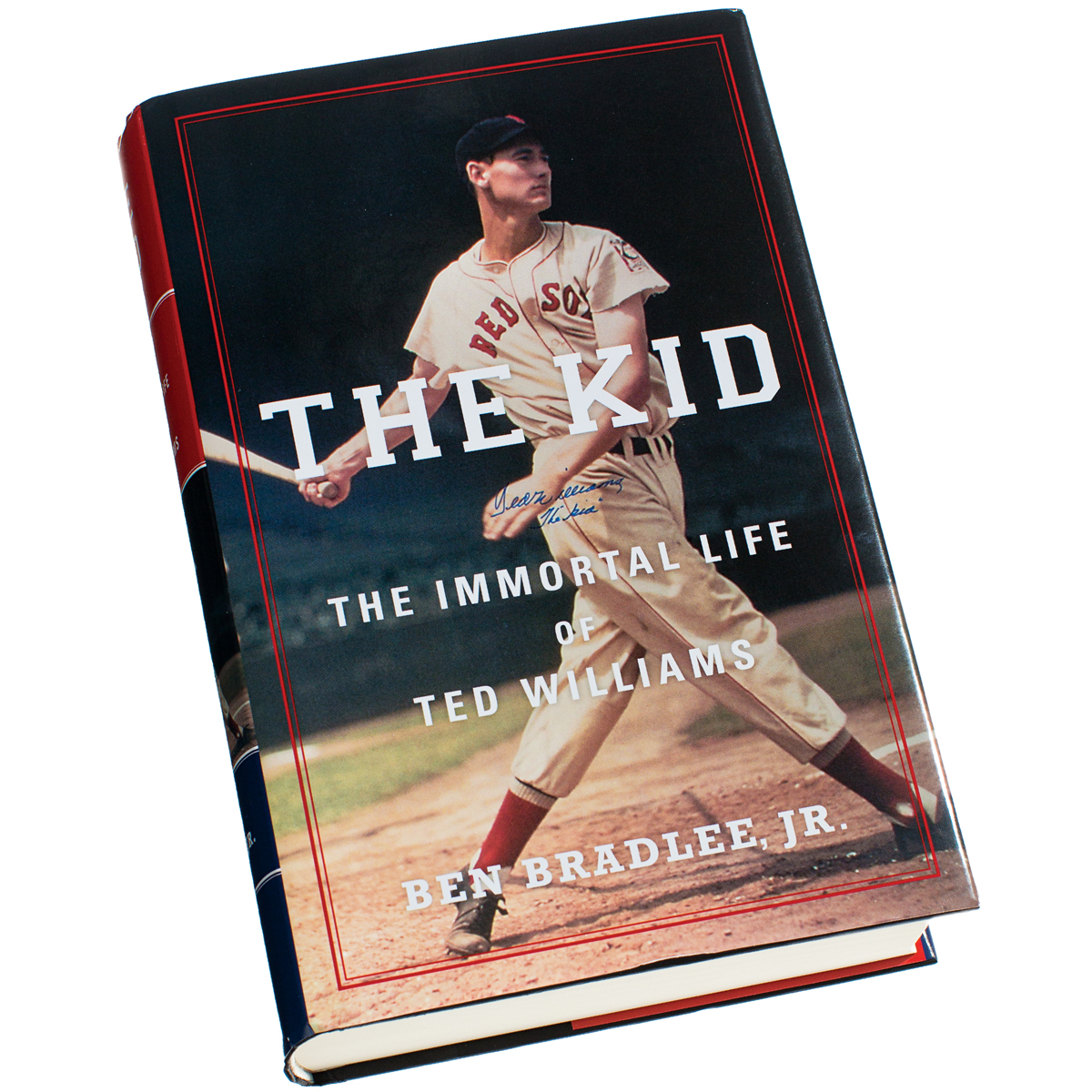 ted-williams-book-the-kid