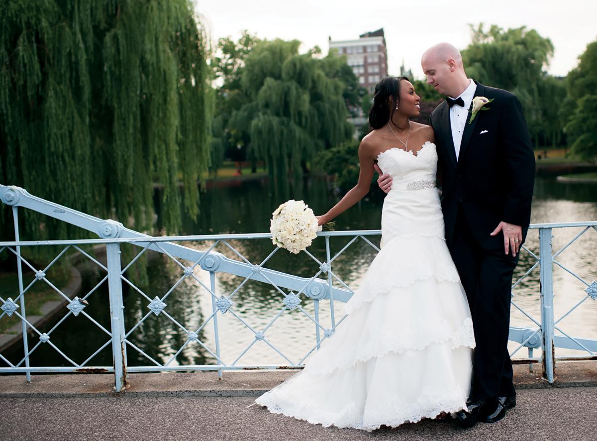 Sarah Lang and Kevin Riley wedding