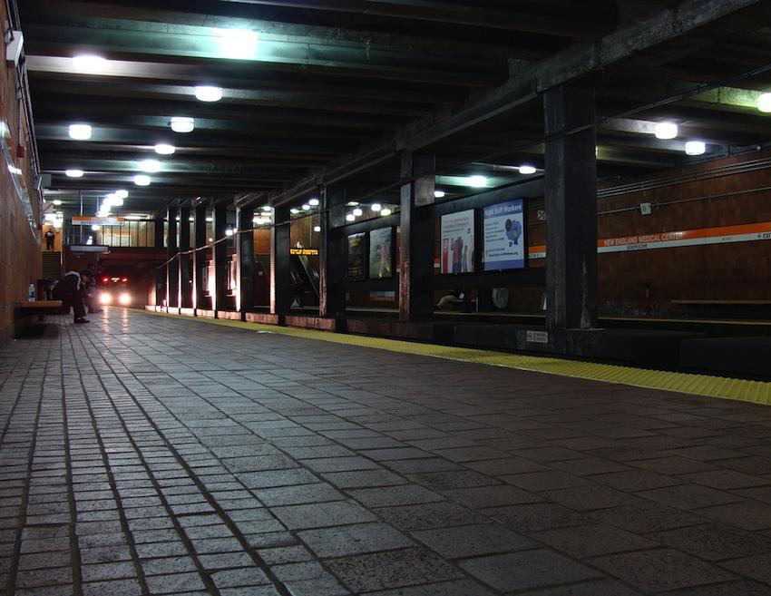 MBTA Photo Uploaded by BostonCityWalk on Flickr