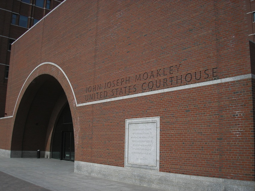 Moakley Courthouse Photo Uploaded by UkemeE on Flickr