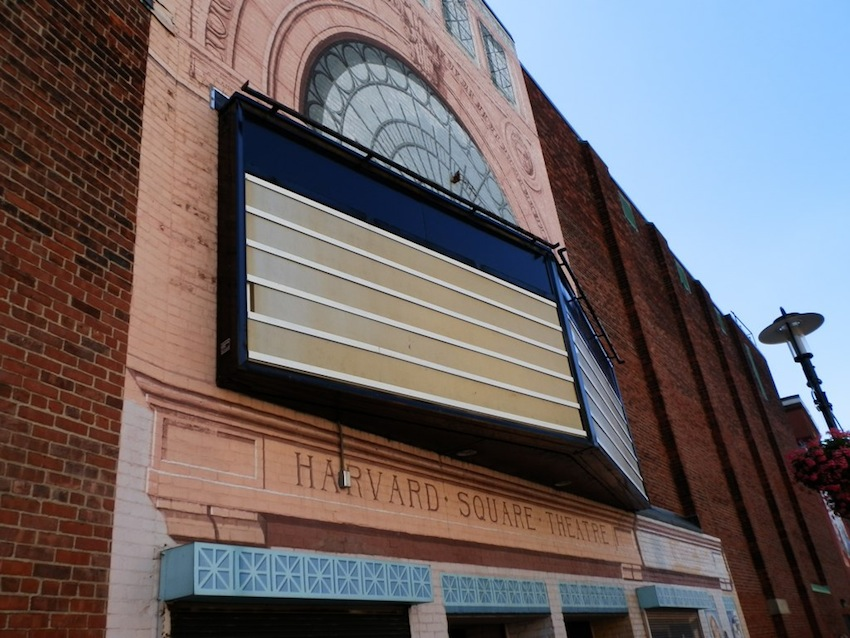 Casey Affleck Harvard Square Theater