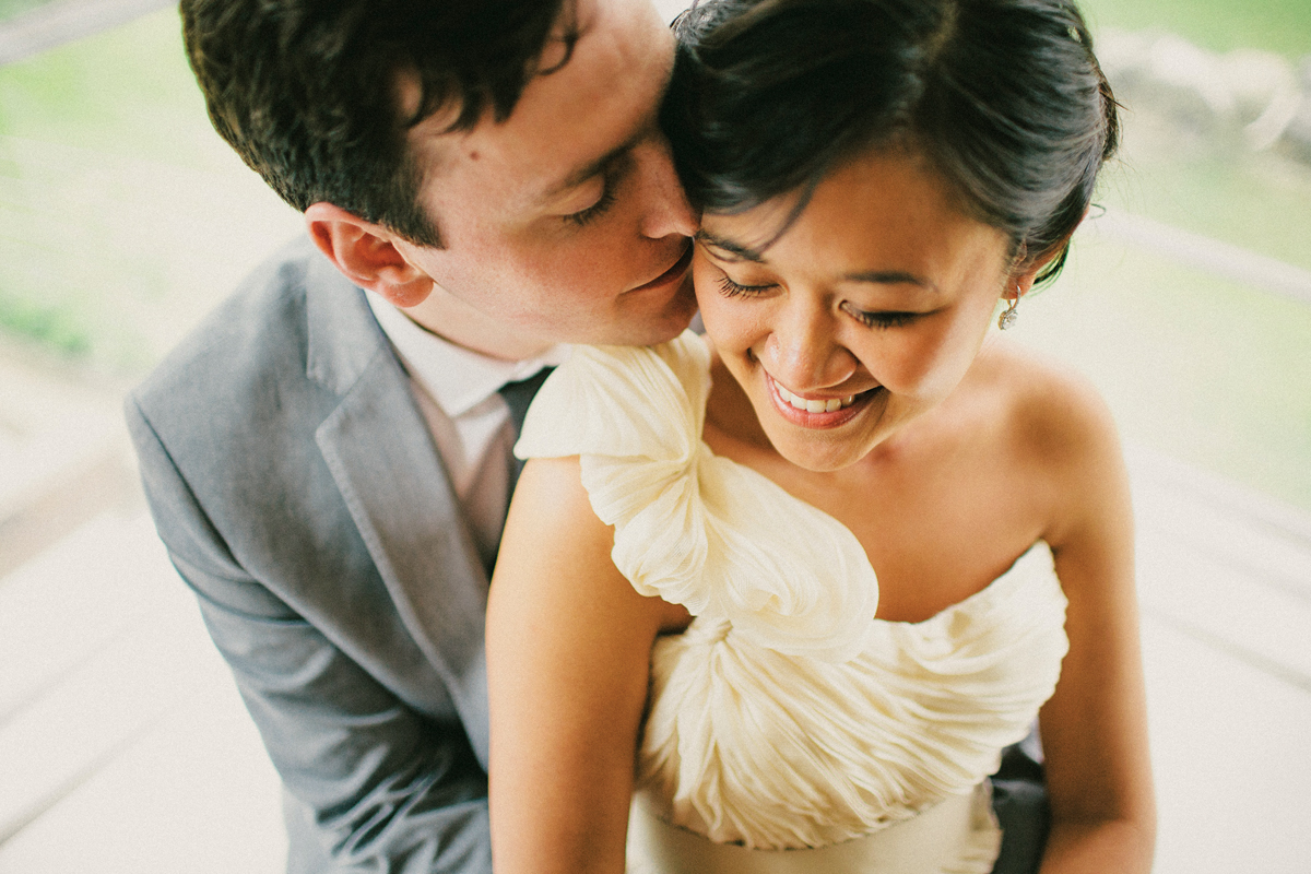 Camille Curioso and Kevin Dutra wedding