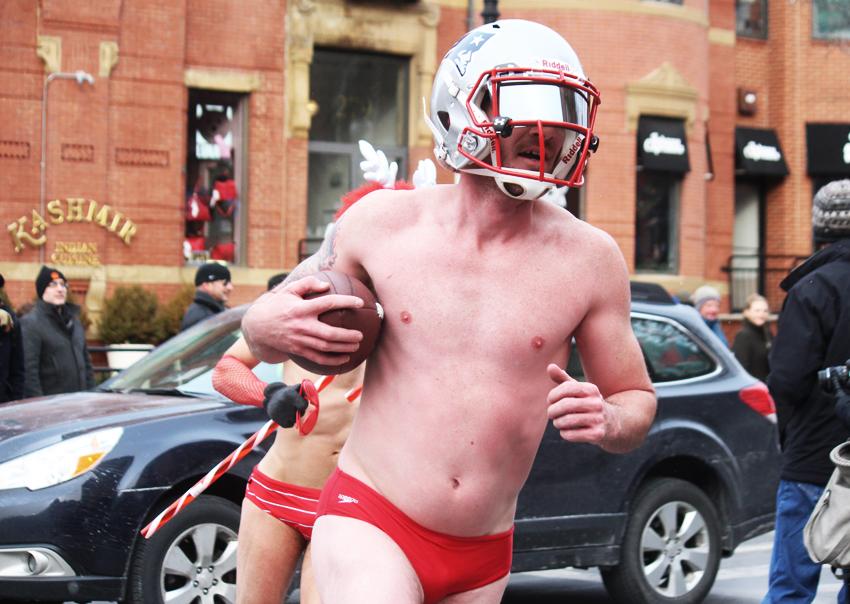 santa speedo run boston 2013